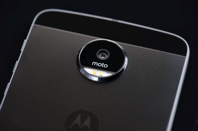Moto Z aparat