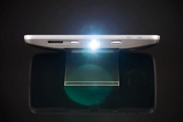 Moto Z projektor
