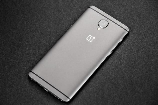 OnePlus 3T - tył