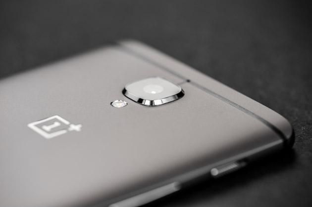 OnePlus 3T - metalowa obudowa