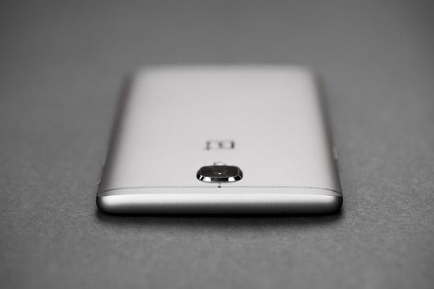 OnePlus 3T - górna krawędź