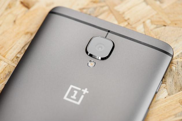 OnePlus 3T - aparat