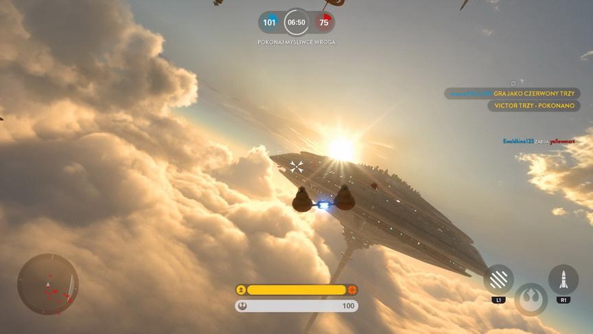 Star Wars: Battlefront - Miasto w Chmurach