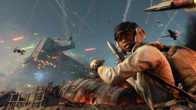 Star Wars: Battlefront - Bitwa o Jakku