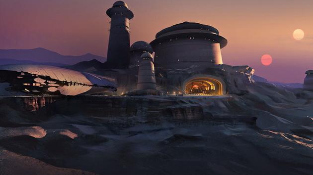 Star Wars: Battlefront - Pałac Jabby
