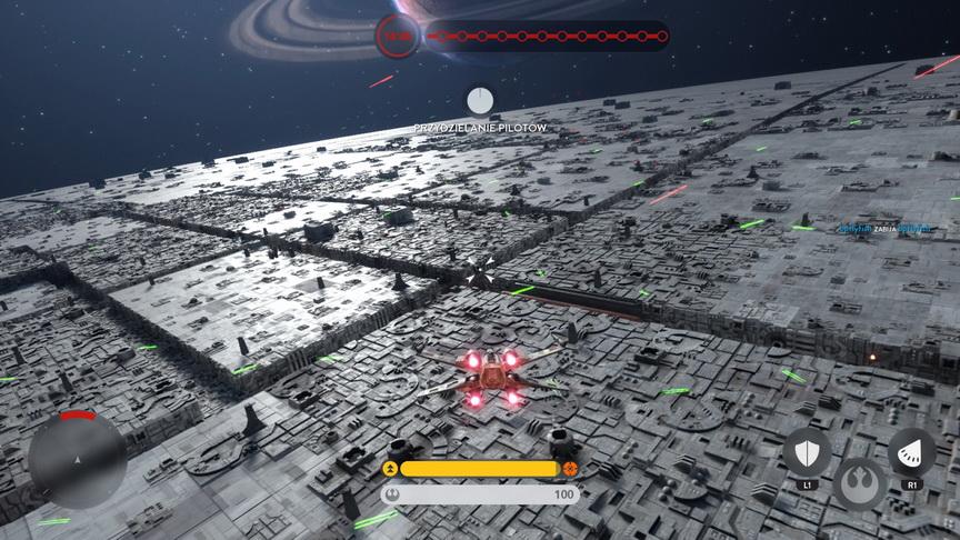 Star Wars: Battlefront - atak na Gwiazdę Śmierci