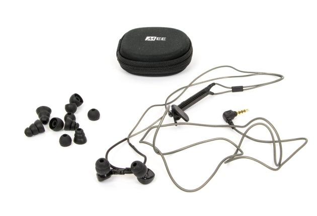 MEE audio M6P zestaw