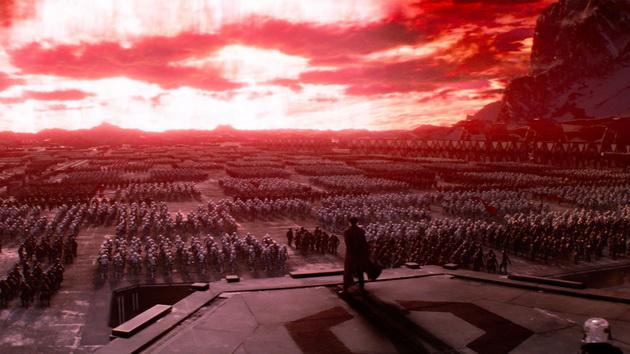 Gwiezdne Wojny - atak nową Gwiazdą Śmierci