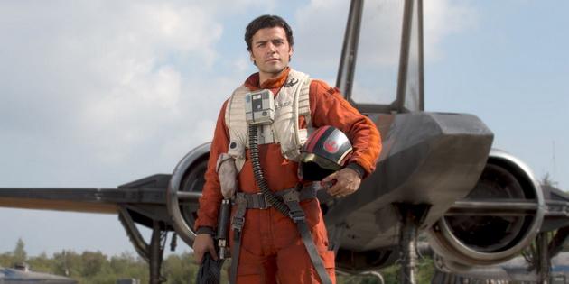 Gwiezdne Wojny - Poe