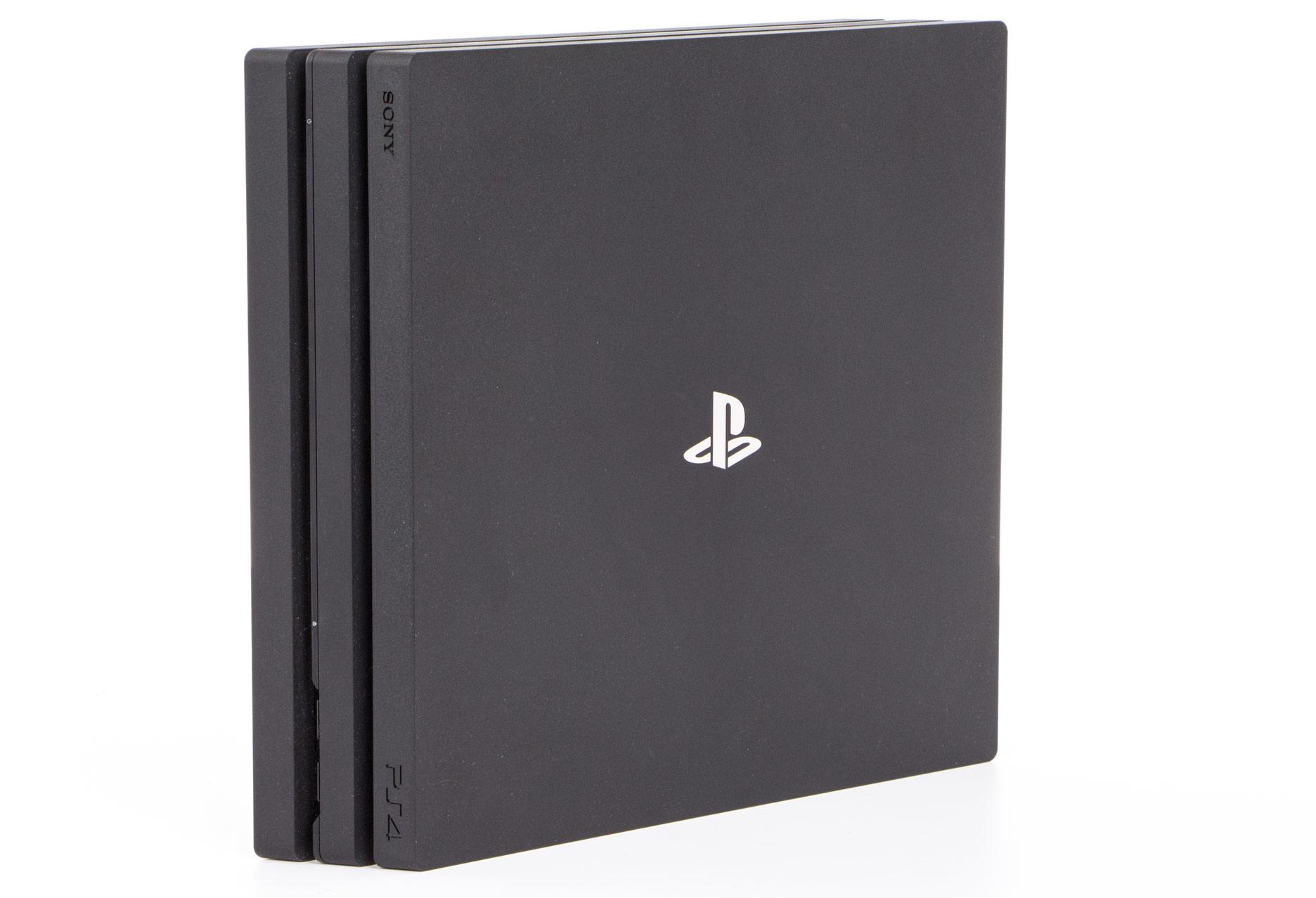 Playstation 4 Pro - zdejmowalna górna pokrywa