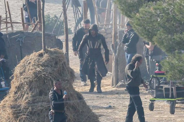 Assassin's Creed - z planu filmowego