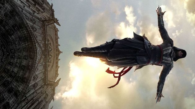 Assassin's Creed - skok wiary