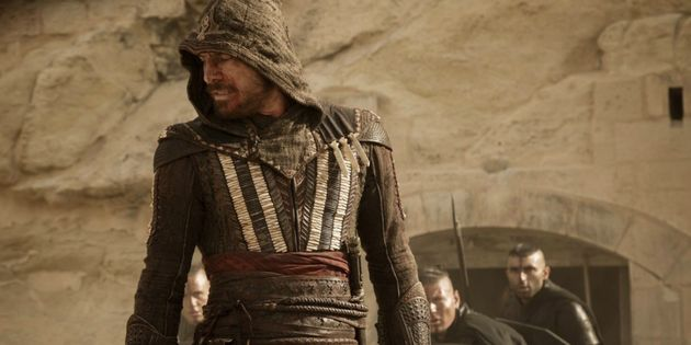 Assassin's Creed - kadr z filmu