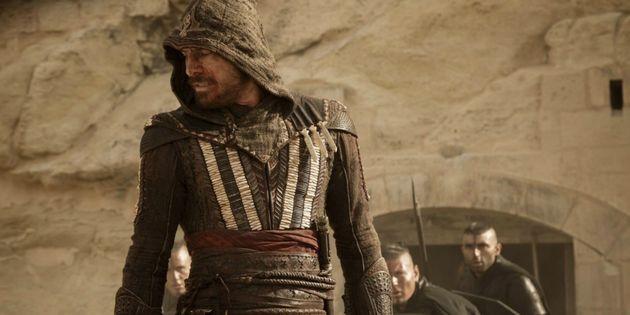 Assassin's Creed - kadr z filmu
