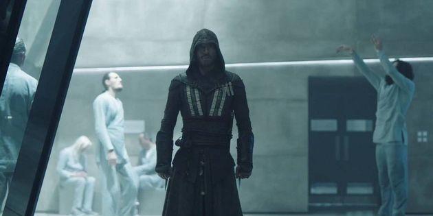 Assassin's Creed - efekt krwawienia