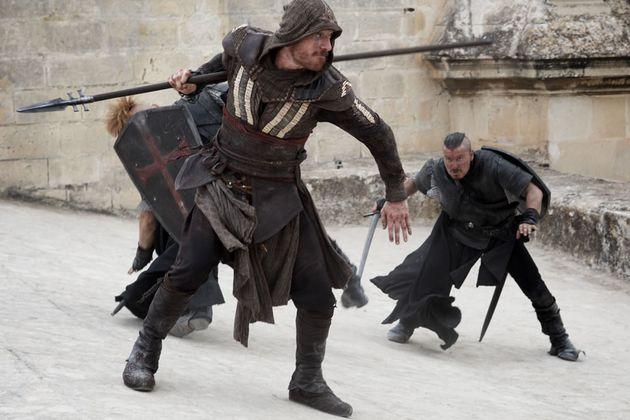 Assassin's Creed - walka
