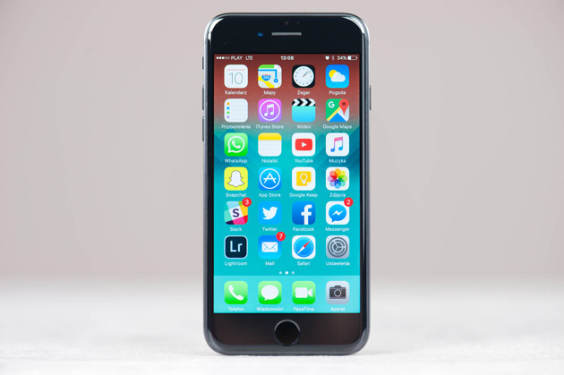 iPhone 7 - przód