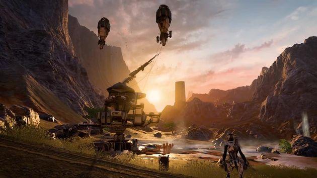 Najgorętsze premiery gier  - Mass Effect: Andromeda
