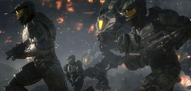 Najgorętsze premiery gier - Halo Wars 2