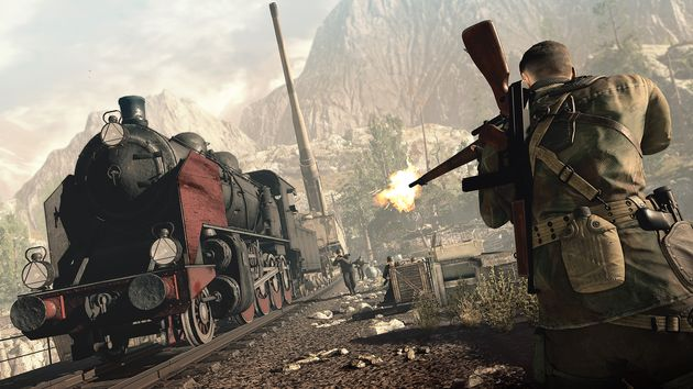 Najgorętsze premiery gier - Sniper Elite 4