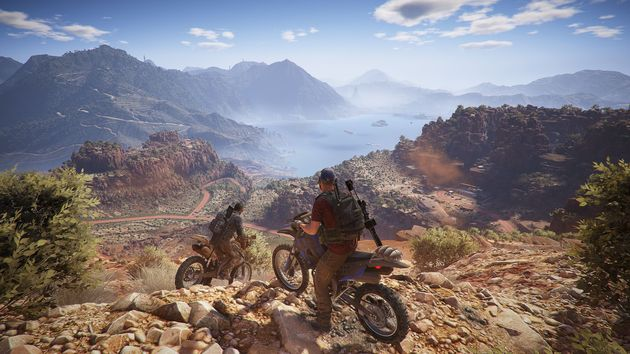 Najgorętsze premiery gier - Ghost Recon: Wildlands