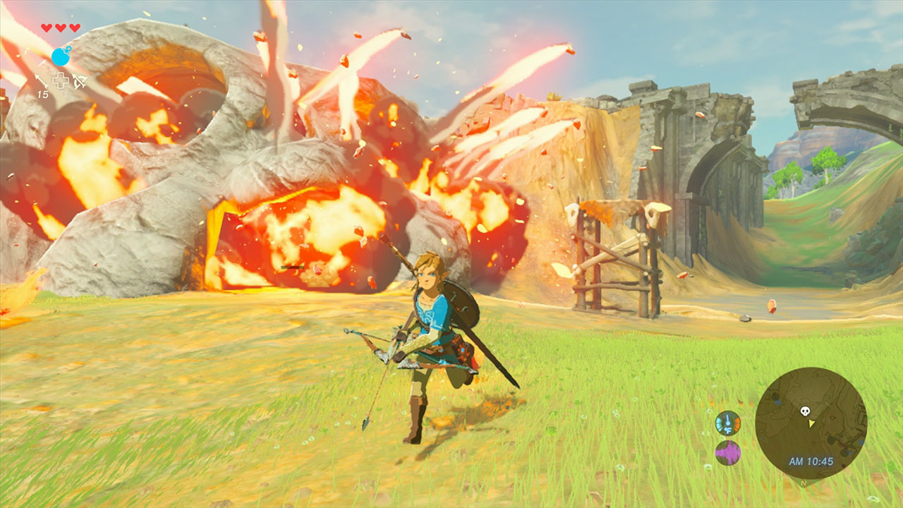 Najgorętsze premiery gier - The Legend of Zelda: Breath of the Wild