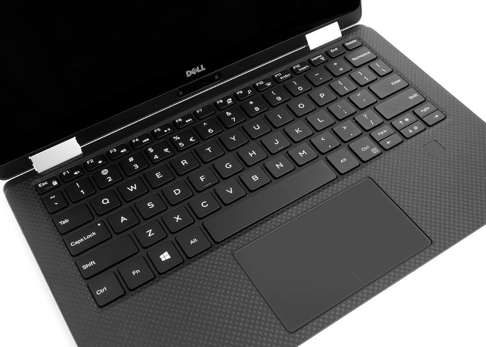 Dell XPS 13 klawiatura