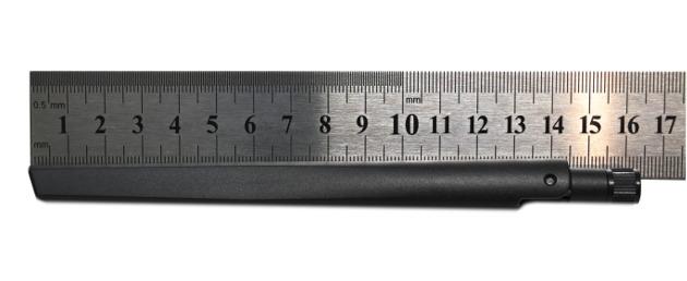 Długość anteny karty ASUS PCE-AC88