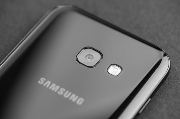Samsung Galaxy A3 2017 - aparat tylny