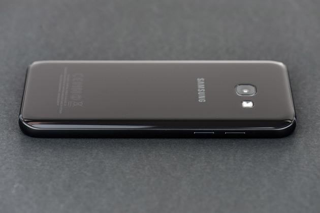 Samsung Galaxy A3 2017 - lewy bok