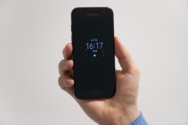 Samsung Galaxy A3 2017 - Always On Display