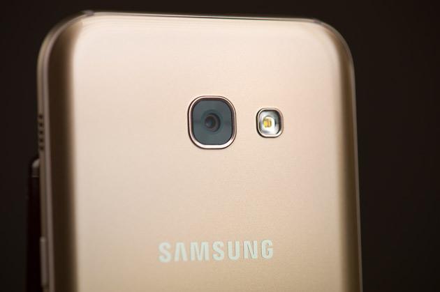 Samsung Galaxy A5 2017 - szkło z tyłu