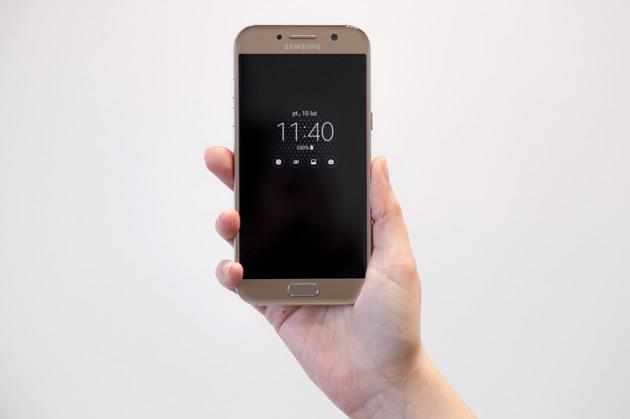 Samsung Galaxy A5 2017 - Always On display