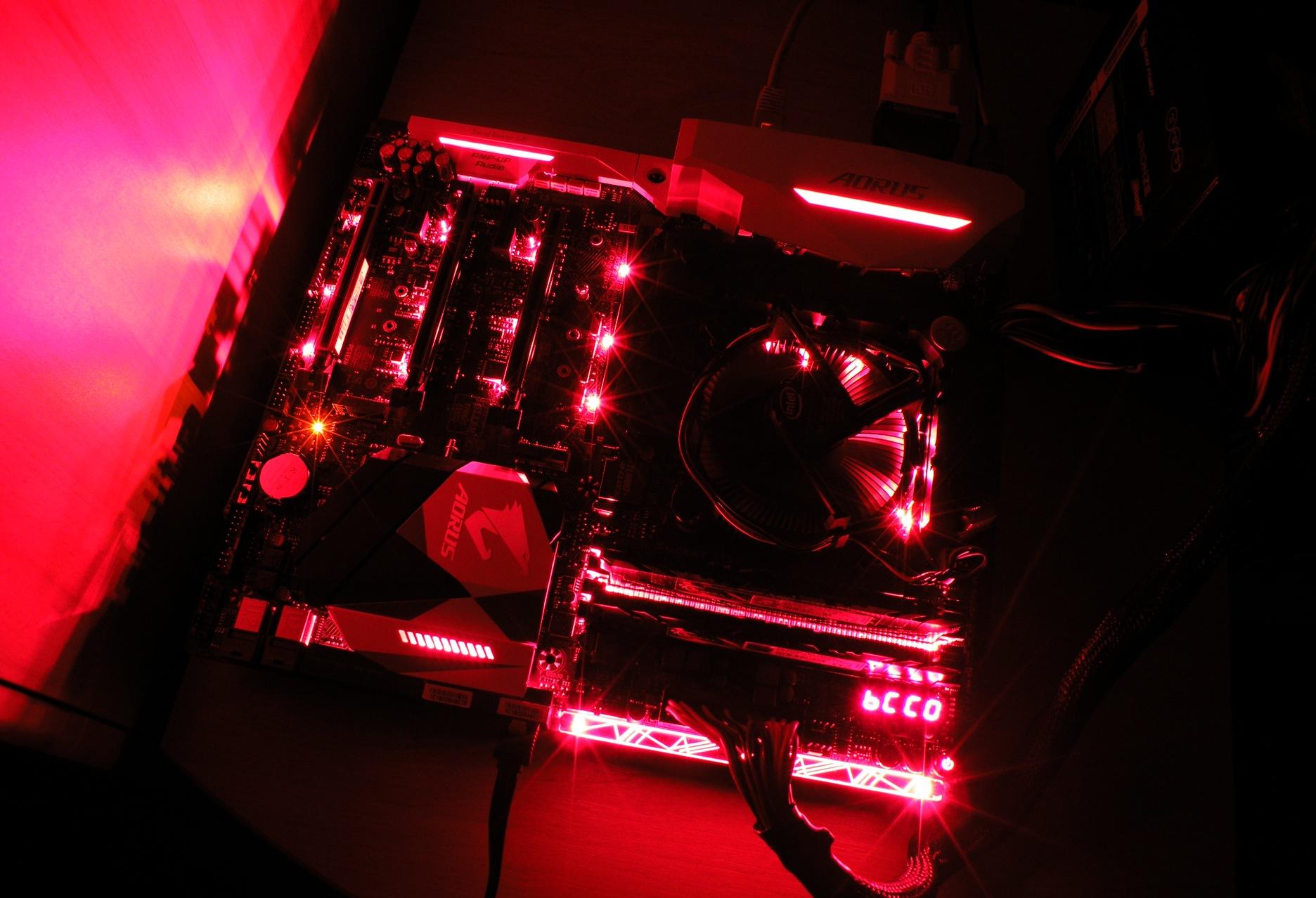 Gigabyte Aorus GA-Z270X-Gaming 9 - RGB