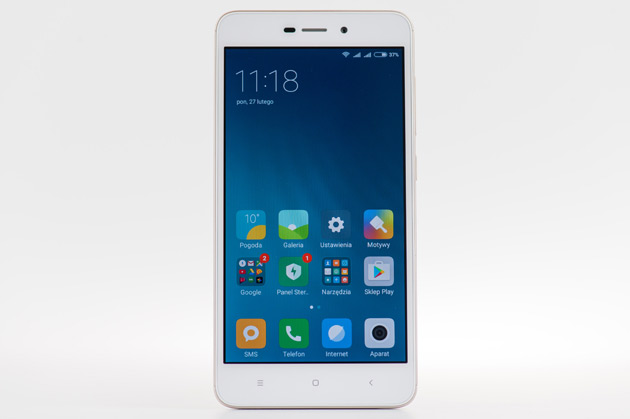 Xiaomi Redmi 4A - test
