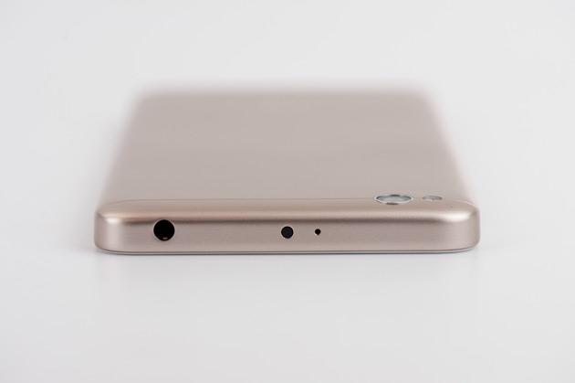 Xiaomi Redmi 4A - wyjście słuchawkowe, nadajnik IR