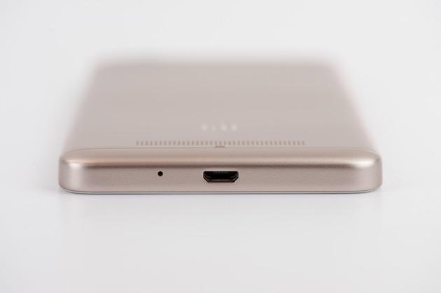 Xiaomi Redmi 4A - micro USB