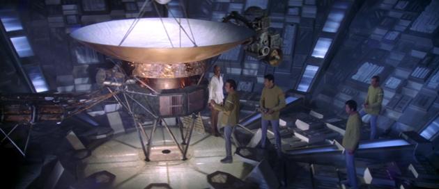 Scena Star Trek: The Motion Picture