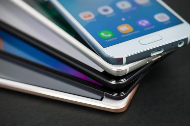 Porównanie smartfonów do 1400 zł