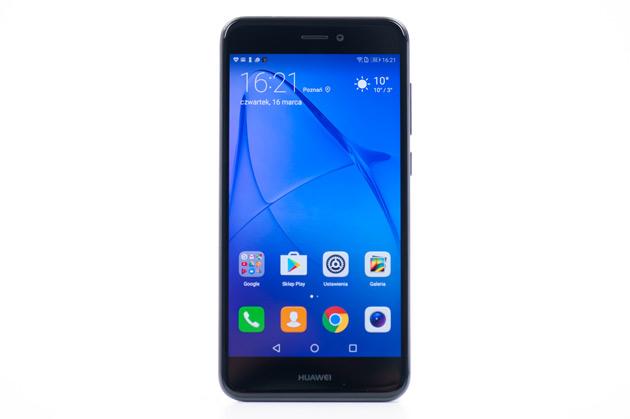 Huawei P9 lite 2017 - przód