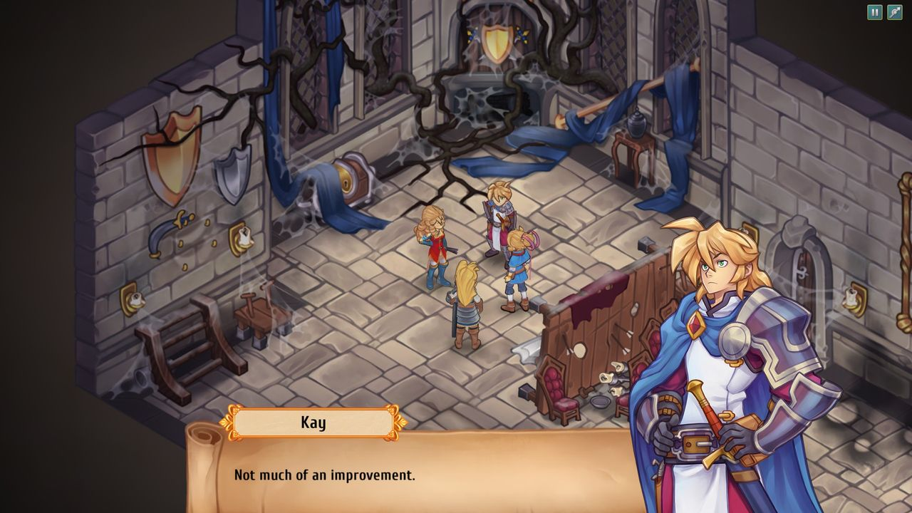 Regalia: Of Men and Monarchs - azjatycka kreska