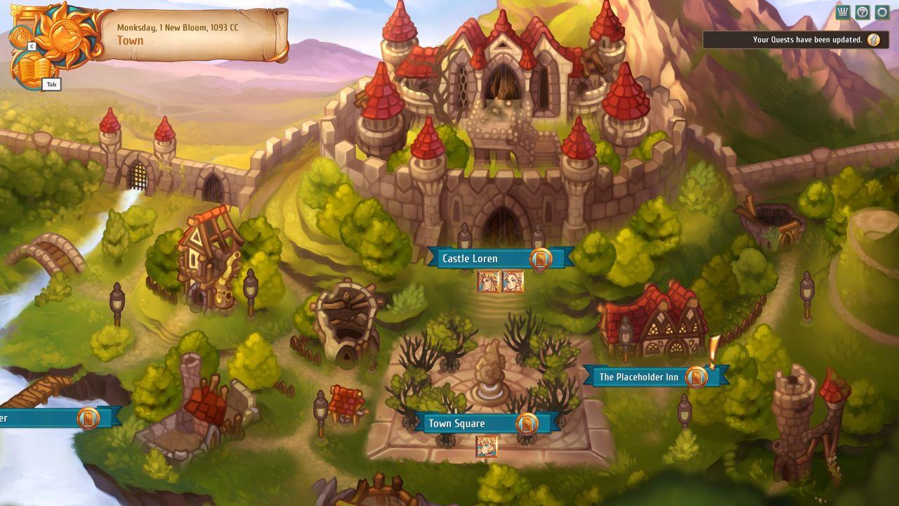 Regalia: Of Men and Monarchs - rozbudowa królestwa