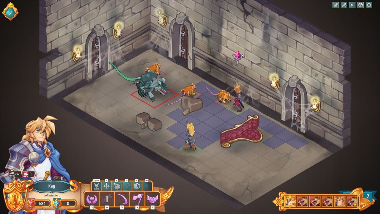 Regalia: Of Men and Monarchs - walka turowa