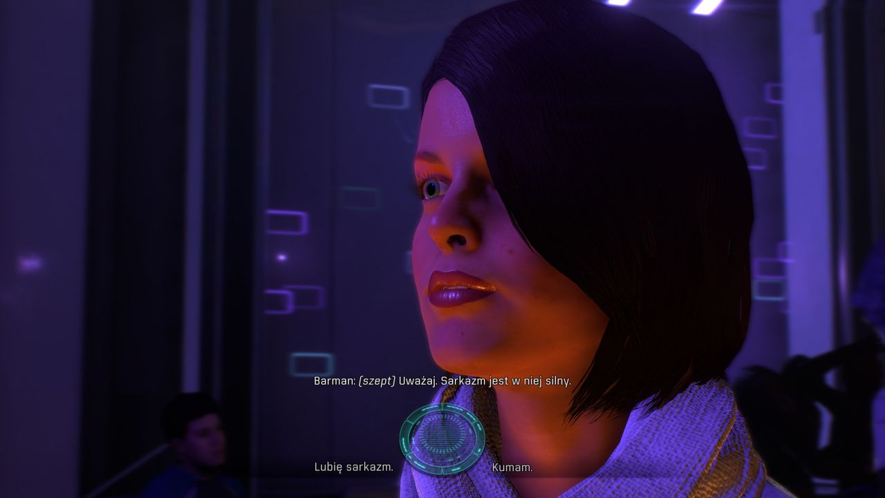 Mass Effect: Andromeda - opcje dialogowe