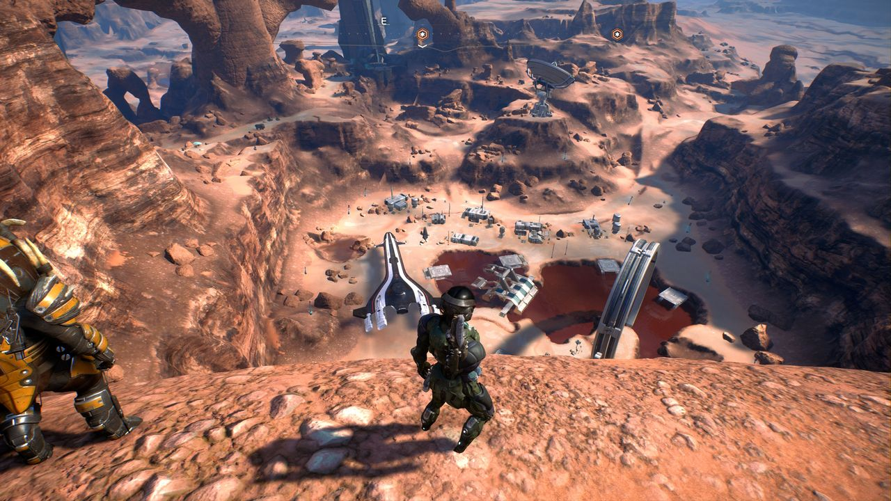 Mass Effect: Andromeda - szukanie celów misji