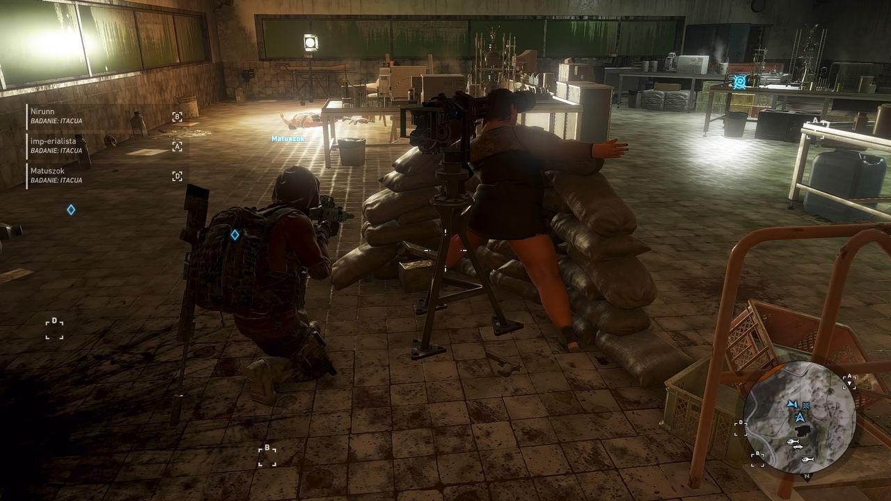Ghost Recon: Wildlands - błąd gry