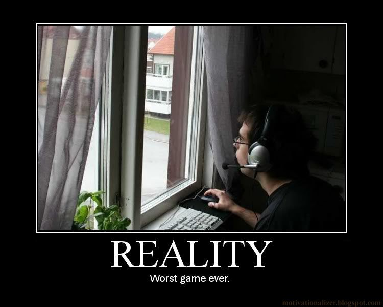 reality worst game ever