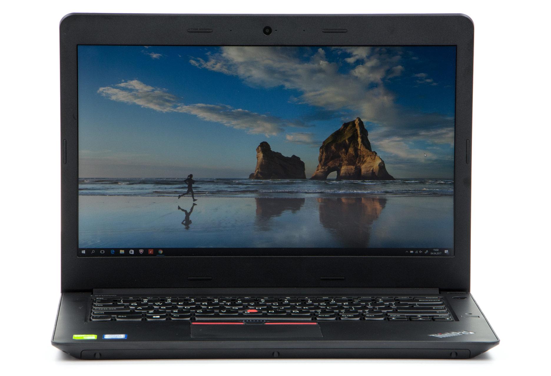 Lenovo ThinkPad E470 przód