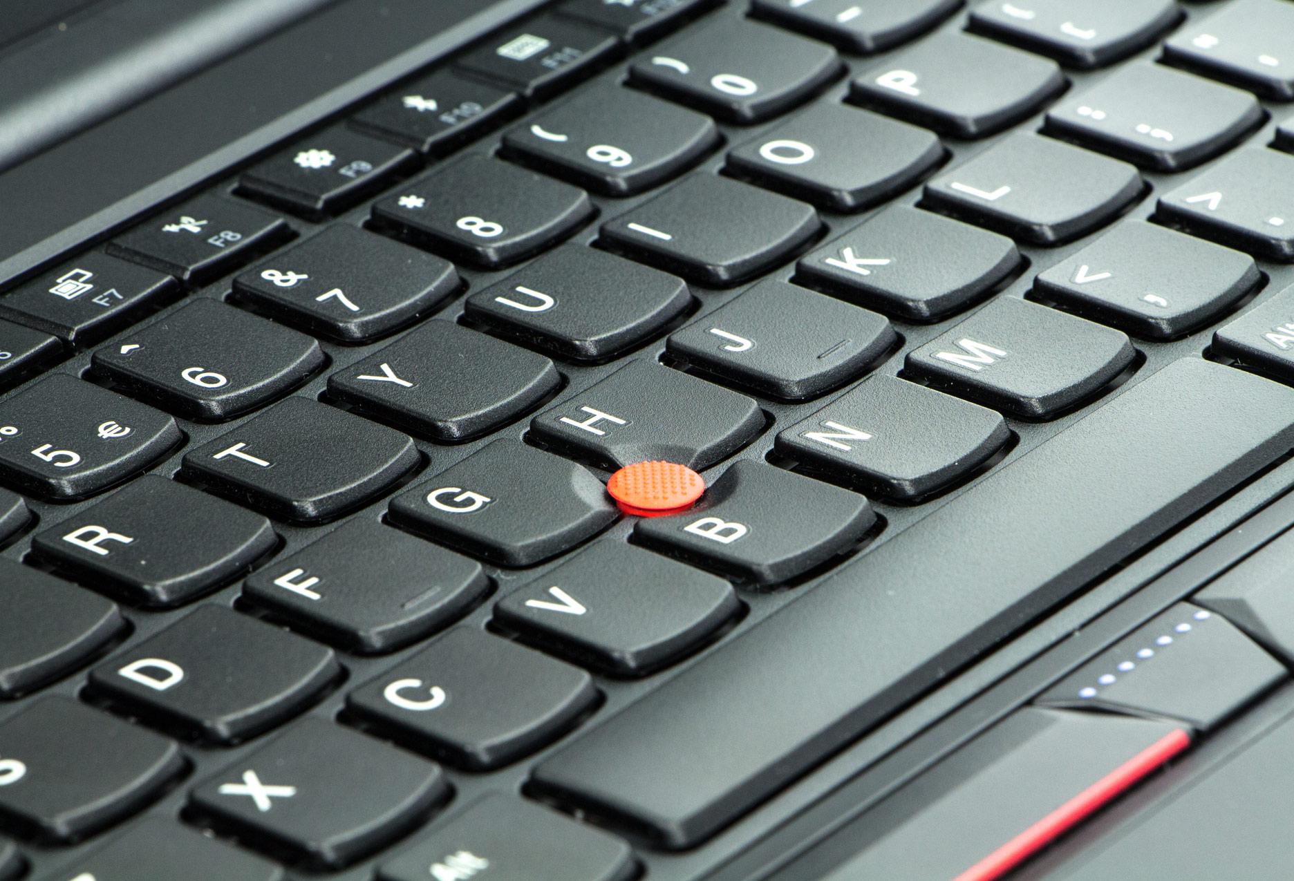 Lenovo ThinkPad E470 trackpoint