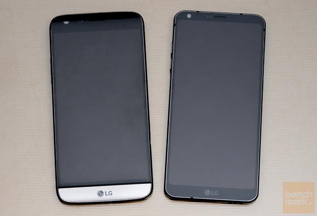 LG G5 i LG G6